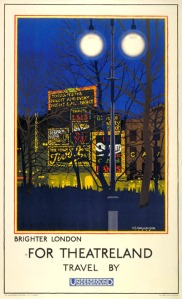 Brighter London for theatreland