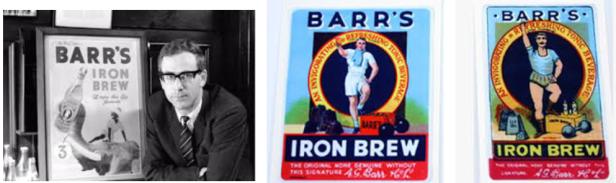 Irn Bru poster