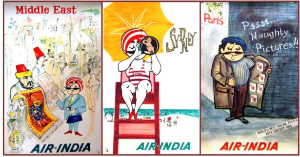 Air India 8