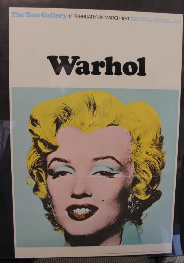 Warhol Tate 1971