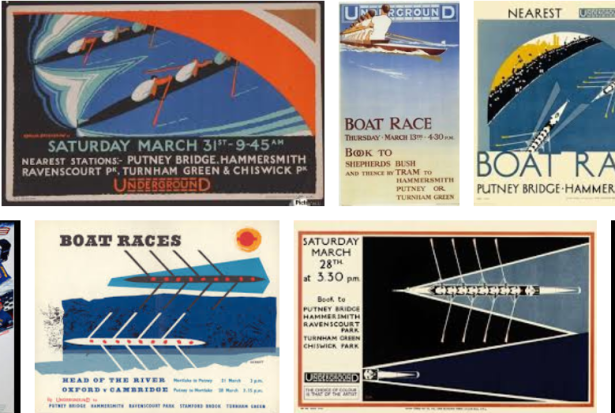 Boat Race Montage