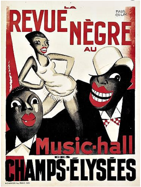 Paul Colin Revue Negre