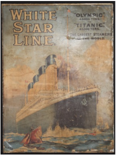 Montague Black Titanic