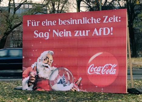 Far right Santa