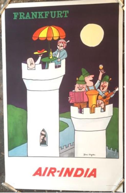 Air India Frankfurt