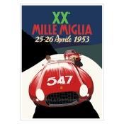 Ferrari-1953-Mille-Miglia-poster
