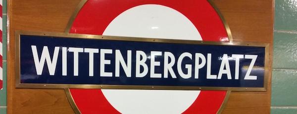 Wittenberg-Platz station