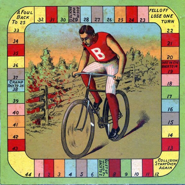 bicycle board game