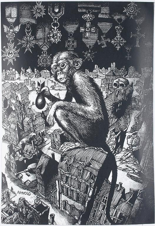 hans-arnold-monkey