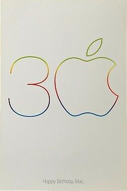 Apple 30th