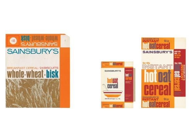 Sainsburys packaging