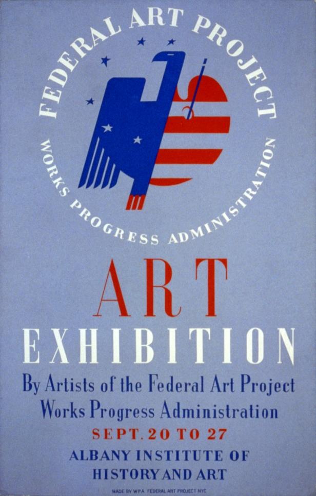 WPA_Art_Poster_Albany